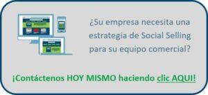 Botón contacto estrategia digital en Social Selling - Digital Profit - Agencia de Marketing Digital