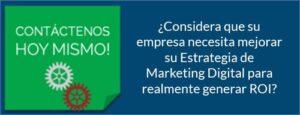 Botón contacto estrategia digital con ROI - Digital Profit - Agencia de Marketing Digital
