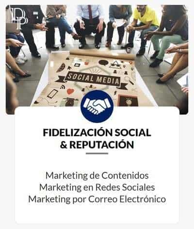 Objetivos de Marketing Digital - Fidelización Social y Reputación - DP Digital Profit - Agencia Digital